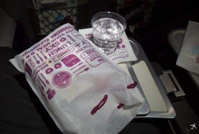 Der Snack des Smart-Tarifs im Beutel verpackt