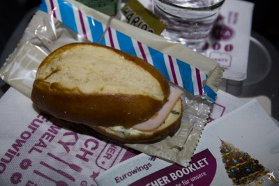Eurowings Snack Smart Truthahn
