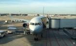 Vor dem Flug nach Chicago