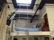 Hochbett im Loft in Williamsburg, York