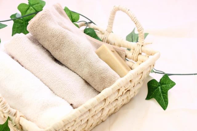 タオル 臭い とり方