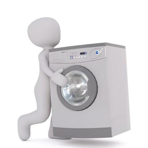 洗濯機 投入口 柔軟剤 掃除