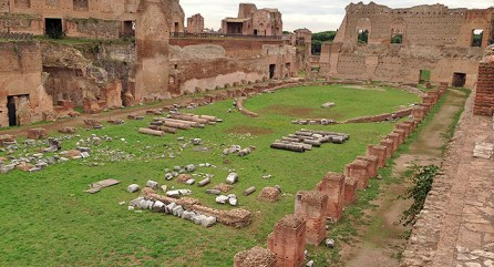 Visit the Rome of the ancient Romans