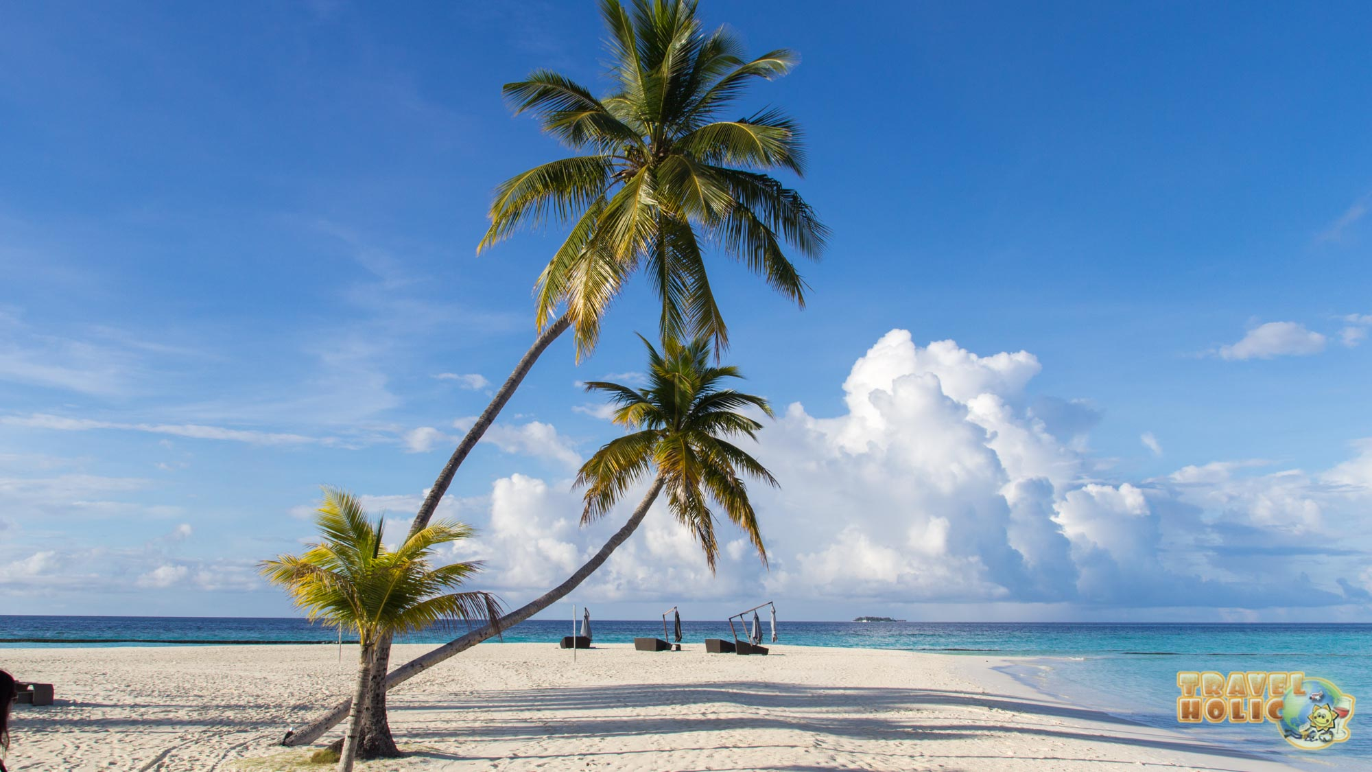 Plage du Constance Halaveli, Maldives