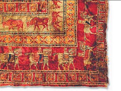пазирикський килим