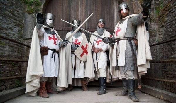 Knights Templars.