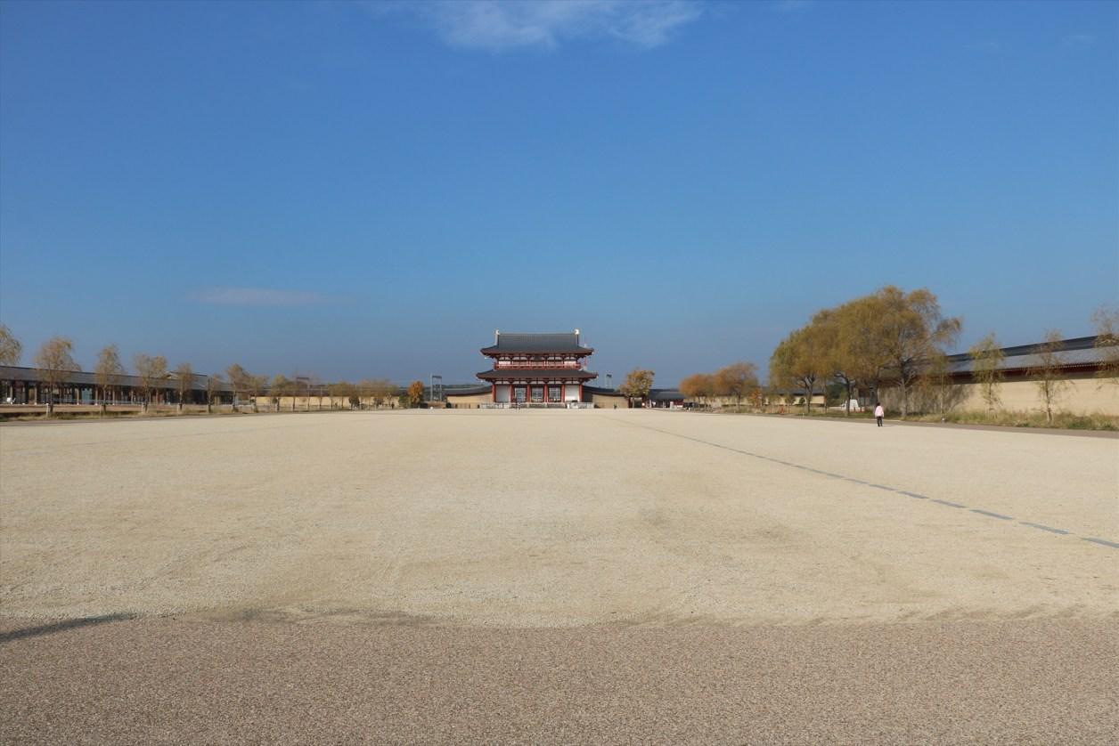 平城京 朱雀門