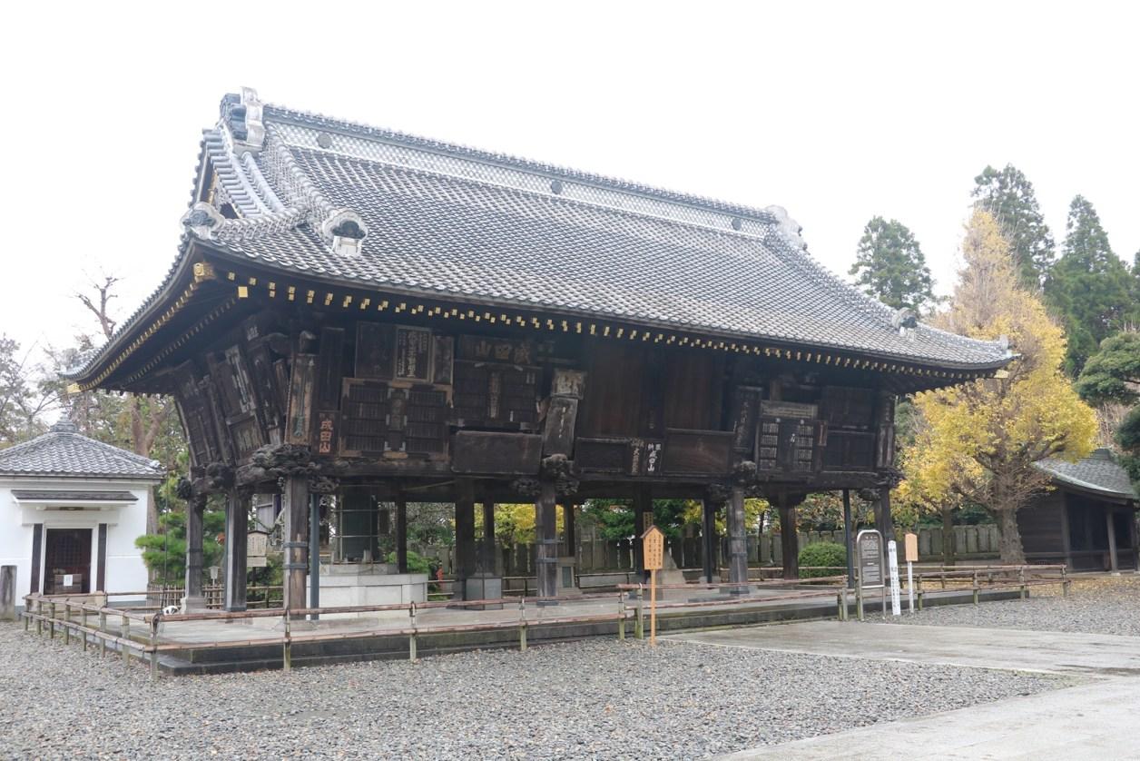成田山 額堂