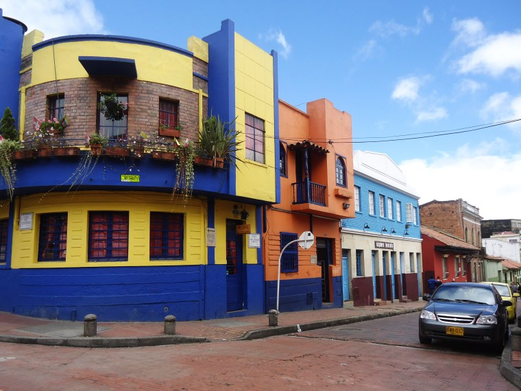 Touring Bogotá's Street Art Scene - The Travel Lush