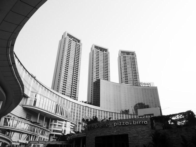 high rises