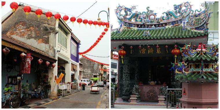 Chinatown - Penang, Malaysia