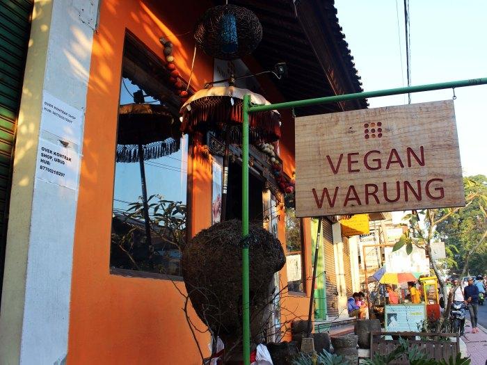 Vegan Warung - Ubud, Bali, Indonesia
