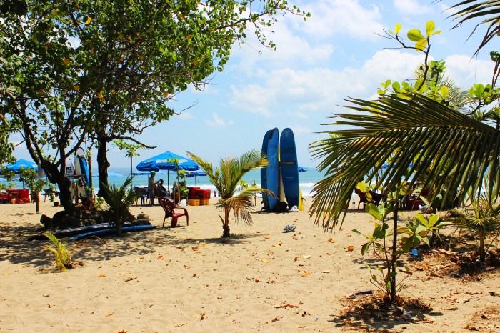 Kuta Beach - Kuta, Bali, Indonesia
