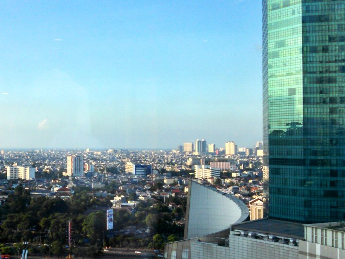 Making the Most of My Time in Jakarta