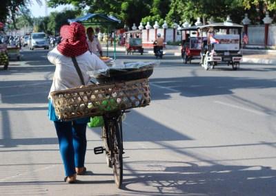 Vendor Phnom Penh