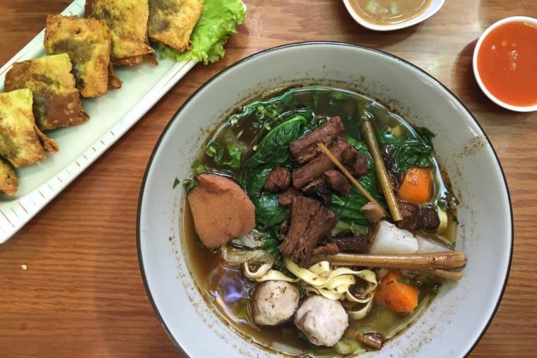 vegetarian food in phnom penh