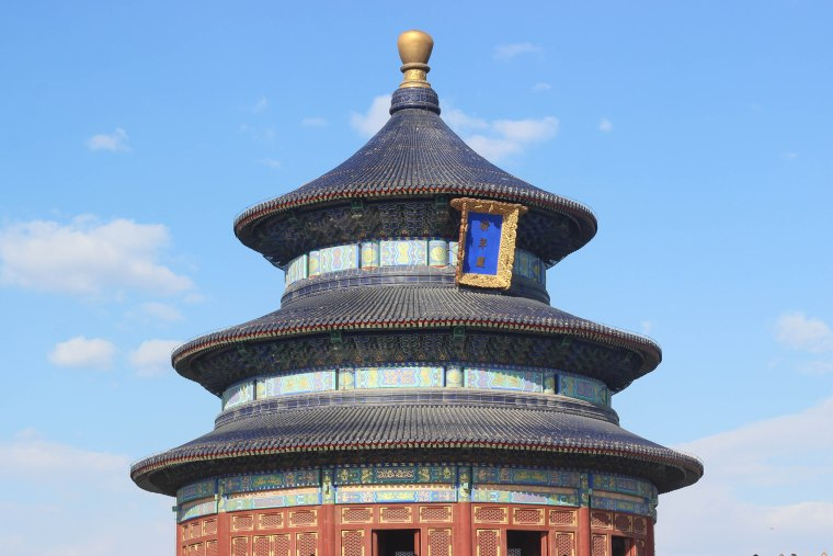 Temple of Heaven - Beijing, China