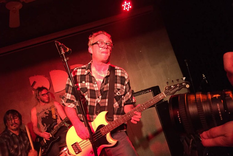 mike watt beijing