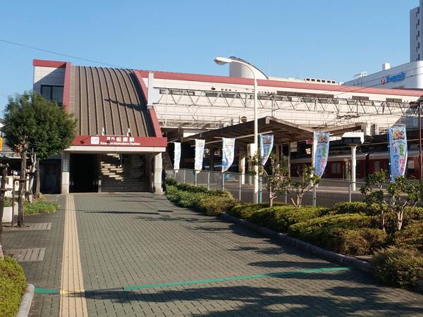 河内松原駅