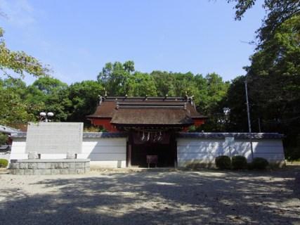 壷井八幡宮