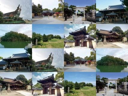 藤井寺市を楽しむ観光スポット | 藤井寺八景