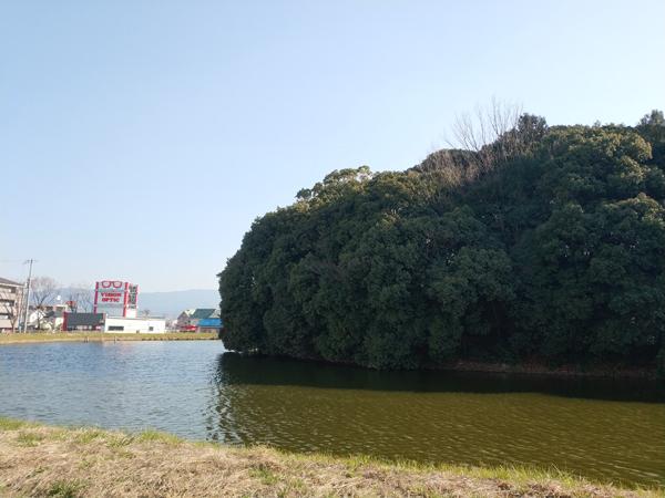 清寧天皇陵(白髪山古墳)