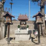櫟本神社の本殿