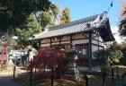 板茂神社の拝殿3