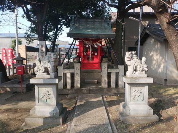 熱田神社境内にある金毘羅