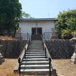日吉神社(蔵之内)の拝殿