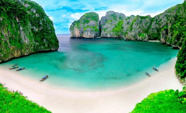 Пляж Майя Бэй, Таиланд