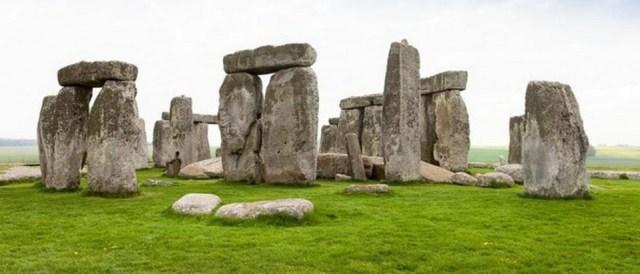Стоунхендж, каменные памятники
