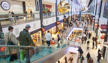 Торговый центр Ocean Terminal