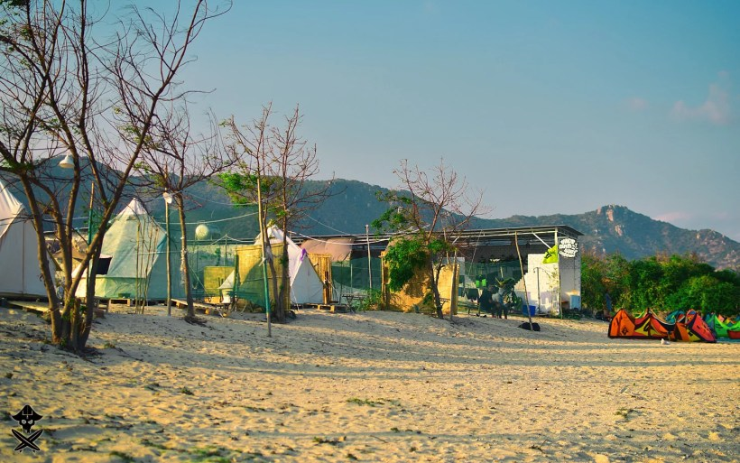 phan rang my hoa kite spot beach