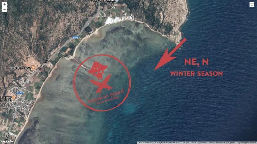 my hoa phan rang kitesurfing map mapa spot lokalizacja