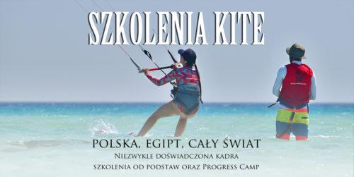 kitesurfing szkolenia polska egipt wyjazdy doktor haithem