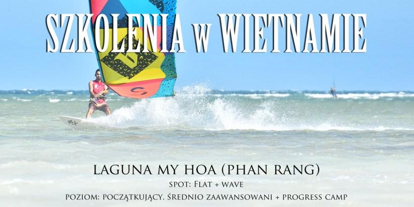 kitesurfing szkolenia w wietnamie polska baza