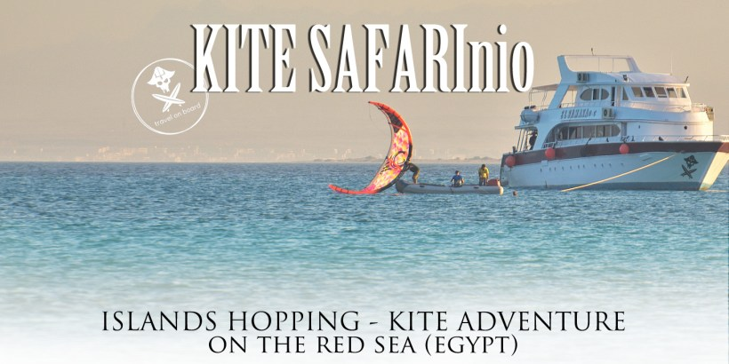 kite safari egypt red sea islands boat trip