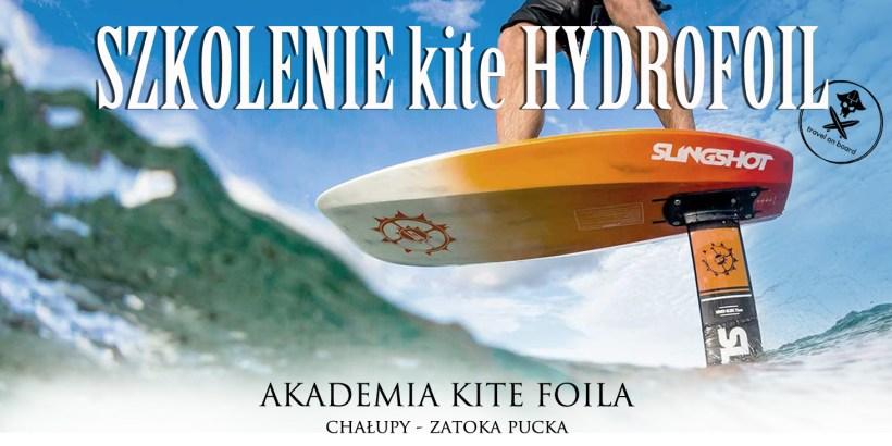 szkolenie kite hydrofoil