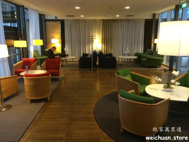 SAS Lounge@Copenhagen