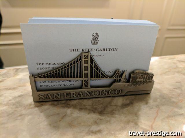 [舊金山]THE RITZ-CARLTON, San Francisco@travel-prestige.com