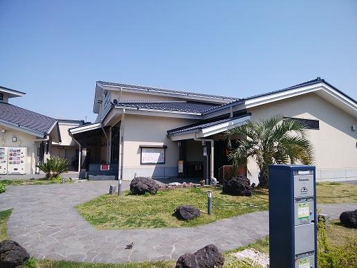 横須賀温泉 湯楽の里 外観(駐車場側)