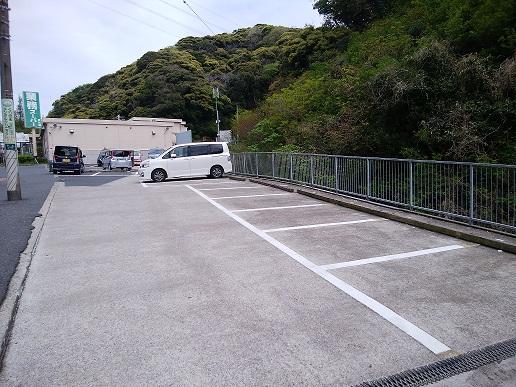 野比温泉 駐車場