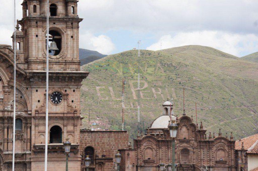 Beautiful Cusco, Peru