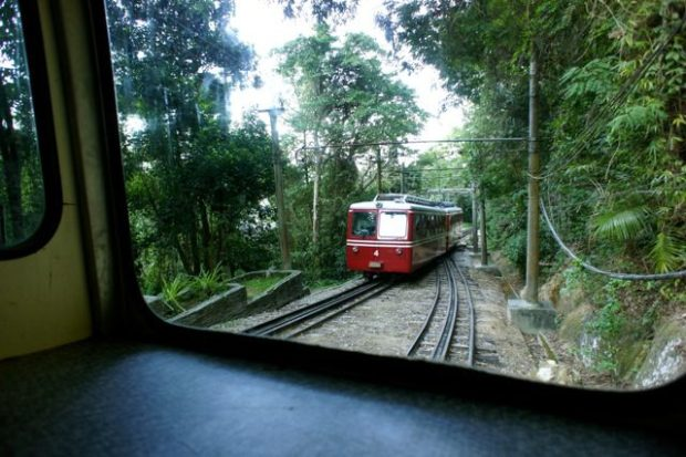 The Trem do Corcovado