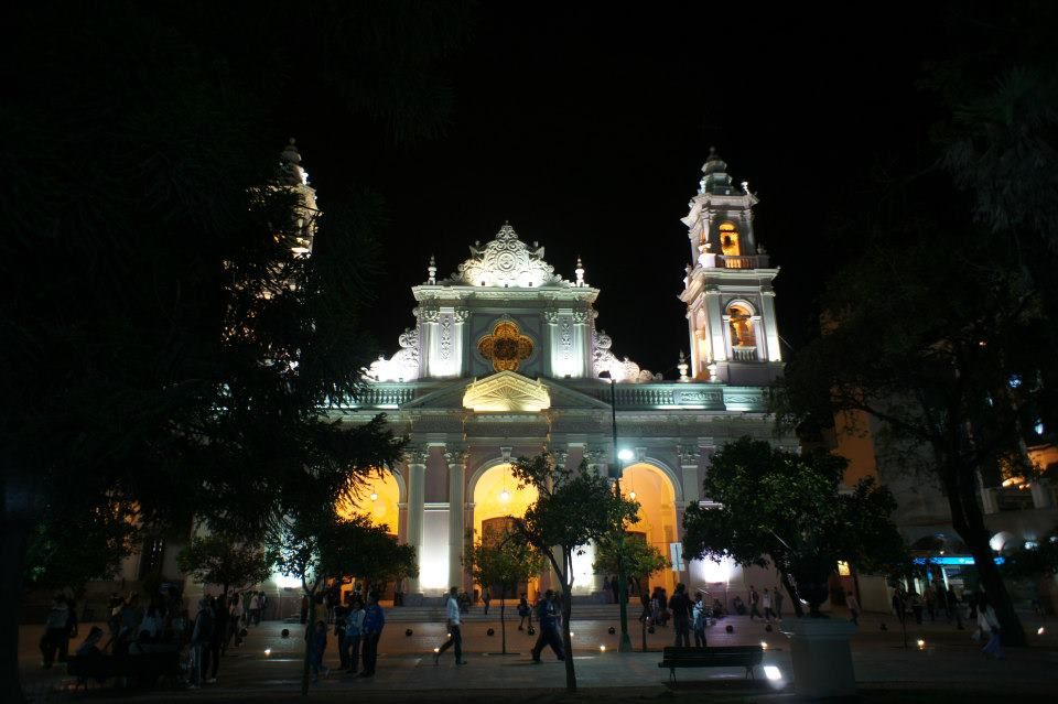 The Salta Cathedral