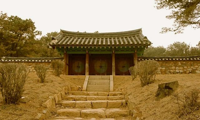 A Rural Temple