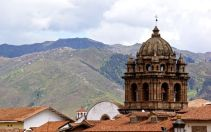 Cusco is pretty even with tummy troubles