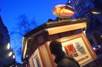 If you're backpacking Stockholm, you'll eat here a lot