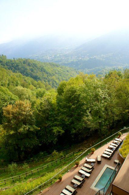 Spa-ing in Valle D'Imagna